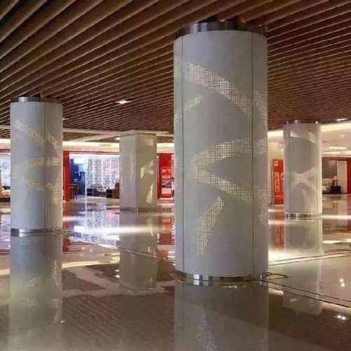 惠州铝单板包柱