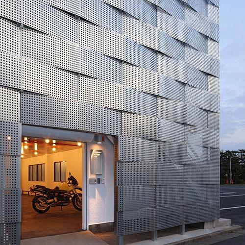 造型铝单板幕墙