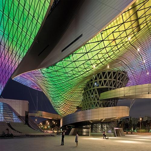 惠州造型铝单板天花