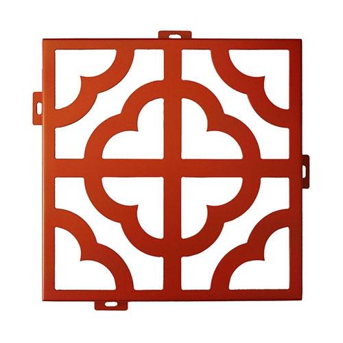 惠州幕墙雕花铝单板