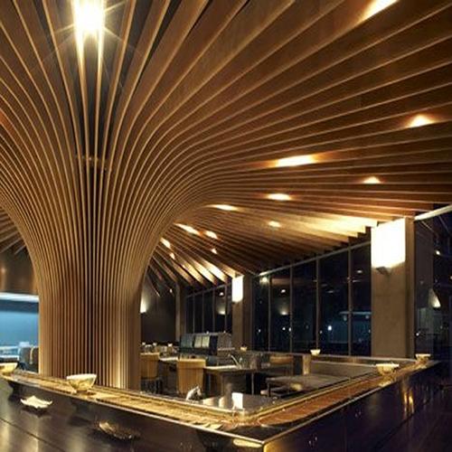 惠州树形铝方通