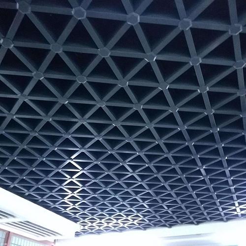 惠州铝格栅吊顶