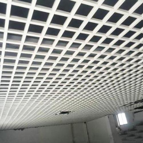 惠州条形铝格栅